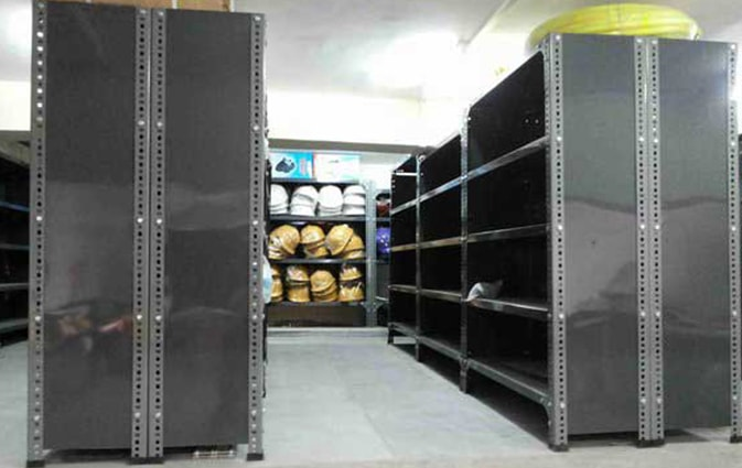 Close Slotted Rack